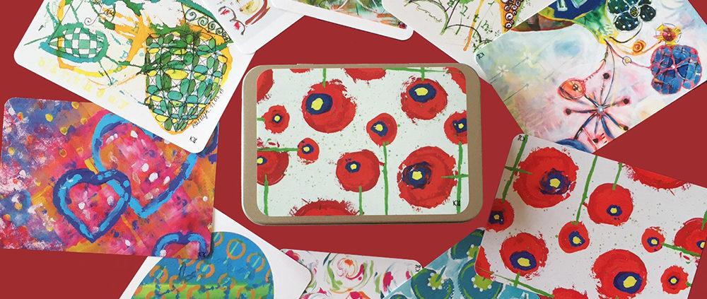 katelijnvanacker postkaartjes voorzijde