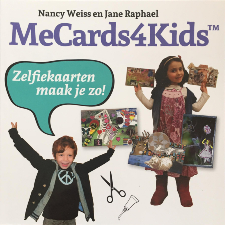 katelijn vanacker boek MeCards4Kids Nancy Weiss