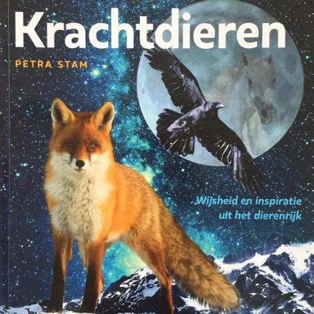 katelijn vanacker boek krachtdieren Petra Stam