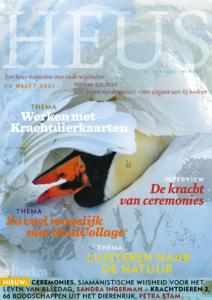 katelijn vanacker magazine Heus SoulCollage®