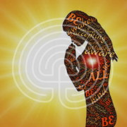 katelijn vanacker mindful labyrint wandelen